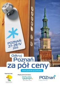 """""""Poznań za pół ceny"""""""