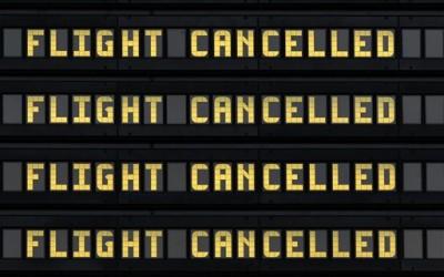 Flight-canceled-sign
